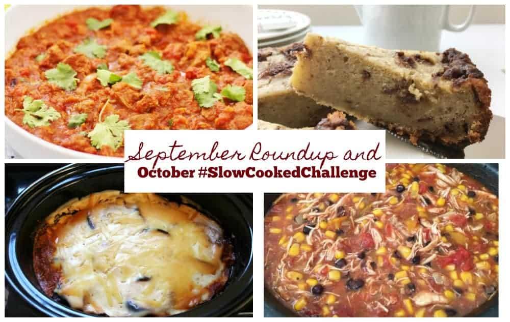 4 Autumnal Slow Cooker Recipes #SlowCookedChallenge
