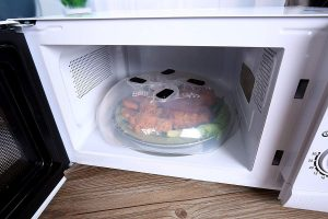 bpa free microwave food cover