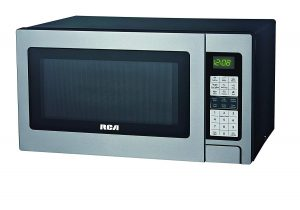 stainless steel with grill RCA RMW1112 1.1 Cubic Feet Microwave Oven