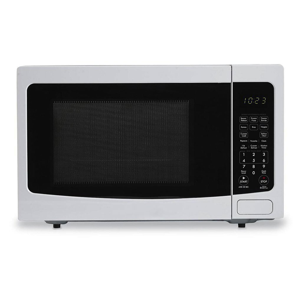 Chef Star CS73162 1.6 cu.ft. 1100-watts Countertop Microwave White (Certified Refurbished)Chef Star CS73162 1.6 cu.ft. 1100-watts Countertop Microwave White (Certified Refurbished)