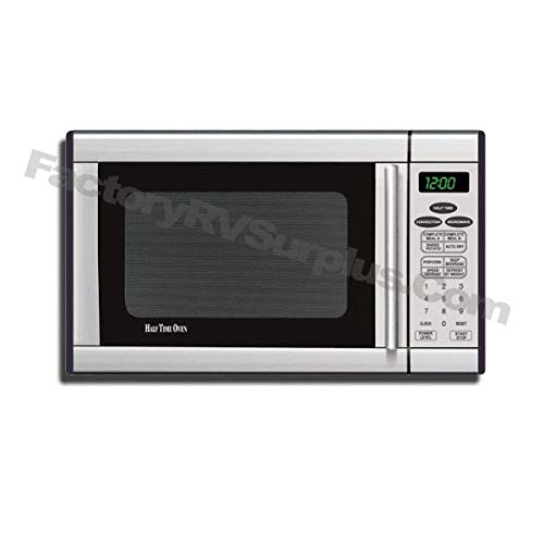 Half Time Microwave 4 speed/Convection Oven - Stainless Steel HC-34-CTS
