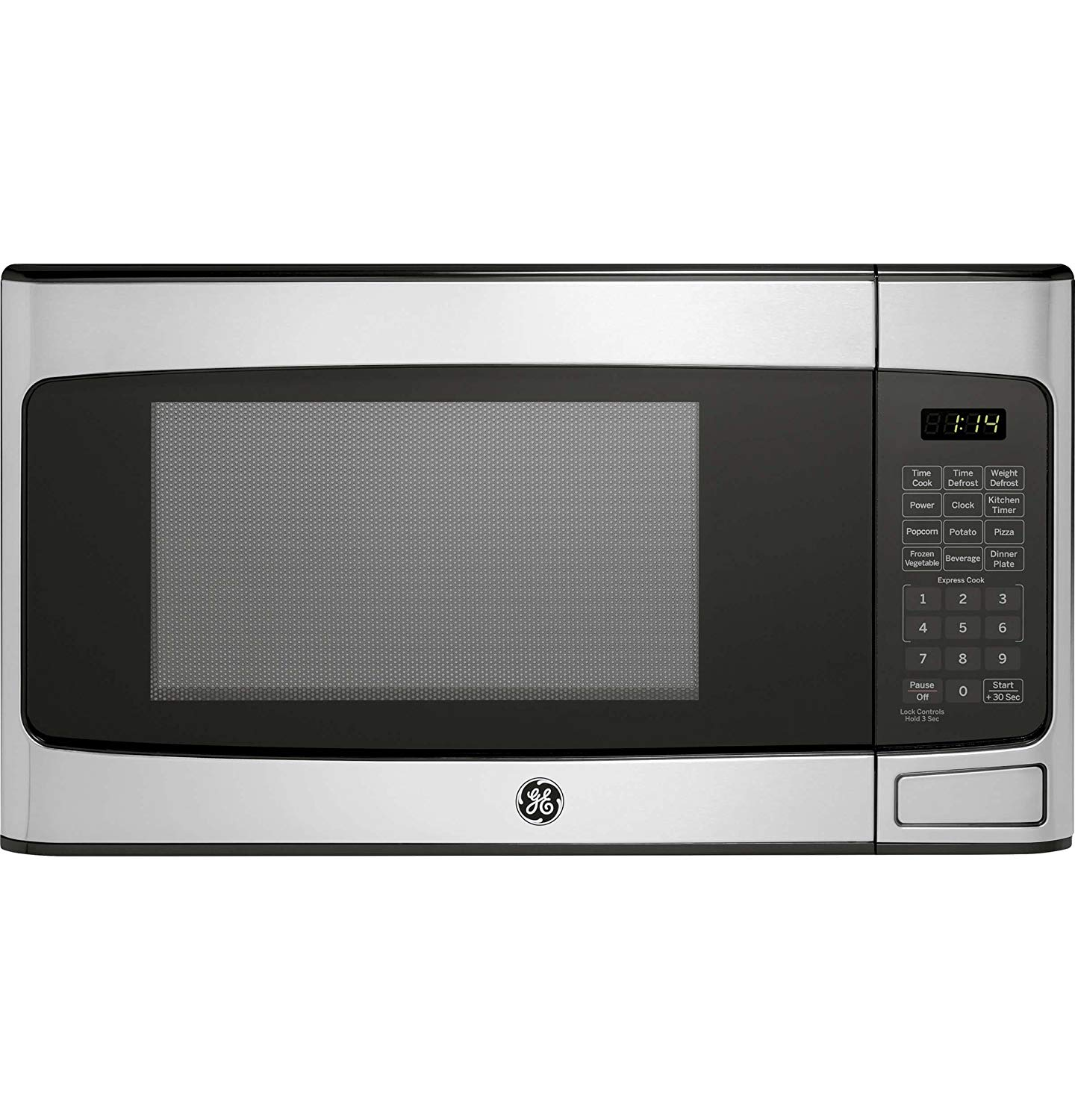 GE JES1145SHSS 1.1 Cu. Ft. Stainless Steel Countertop Microwave