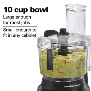 10 cup bowl - large enough for most jobs