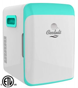 Cooluli CMF15LT Mini Fridge Electric Cooler and Warmer