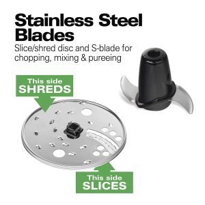 stainless steel S shaped blade