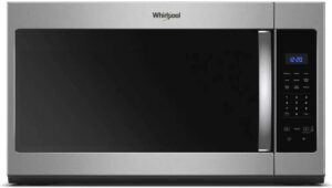 Whirlpool 30 in. W 1.7 cu. ft. Over the Range Microwave
