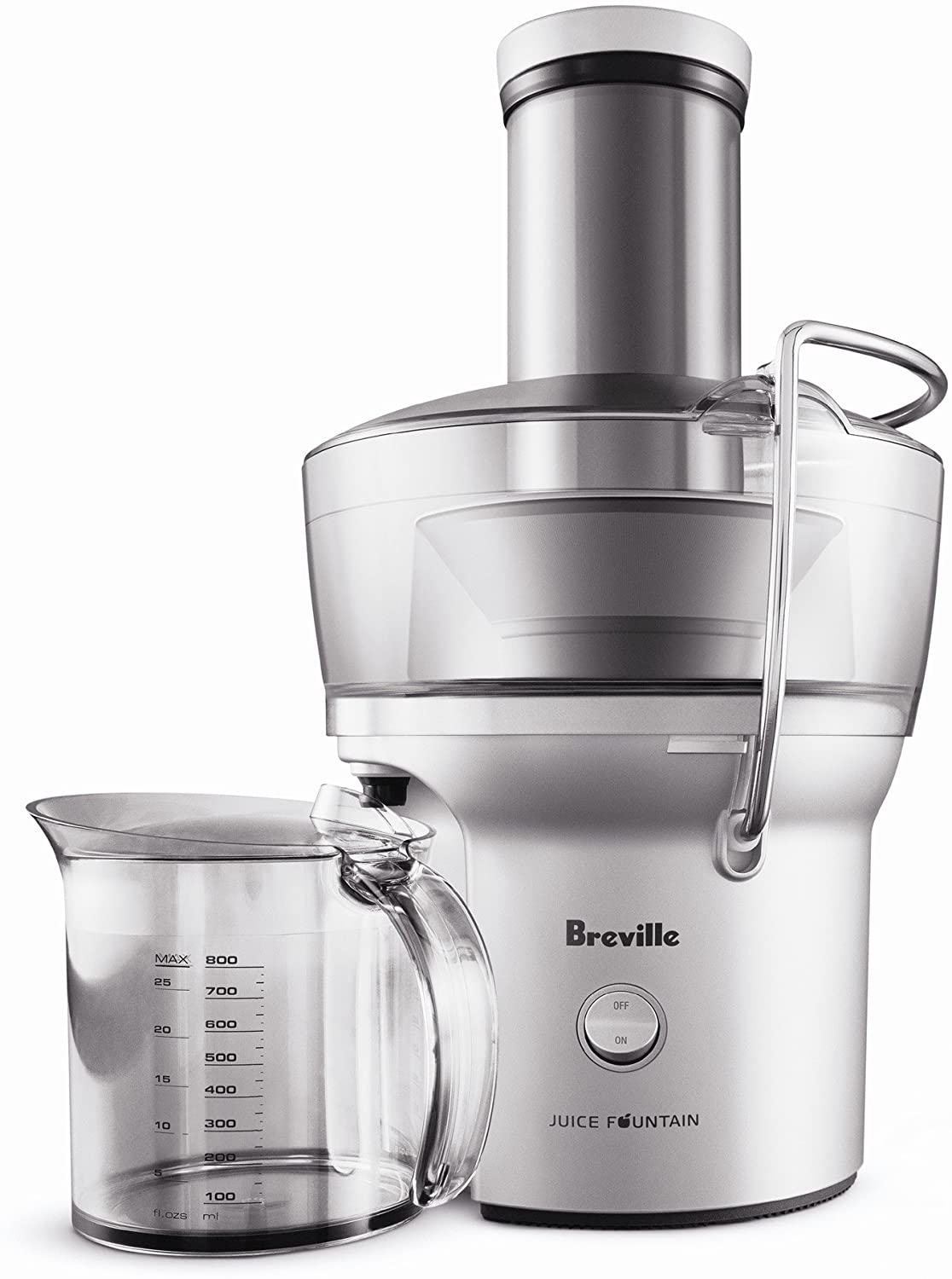 Breville BJE200XL compact small juicer with jug
