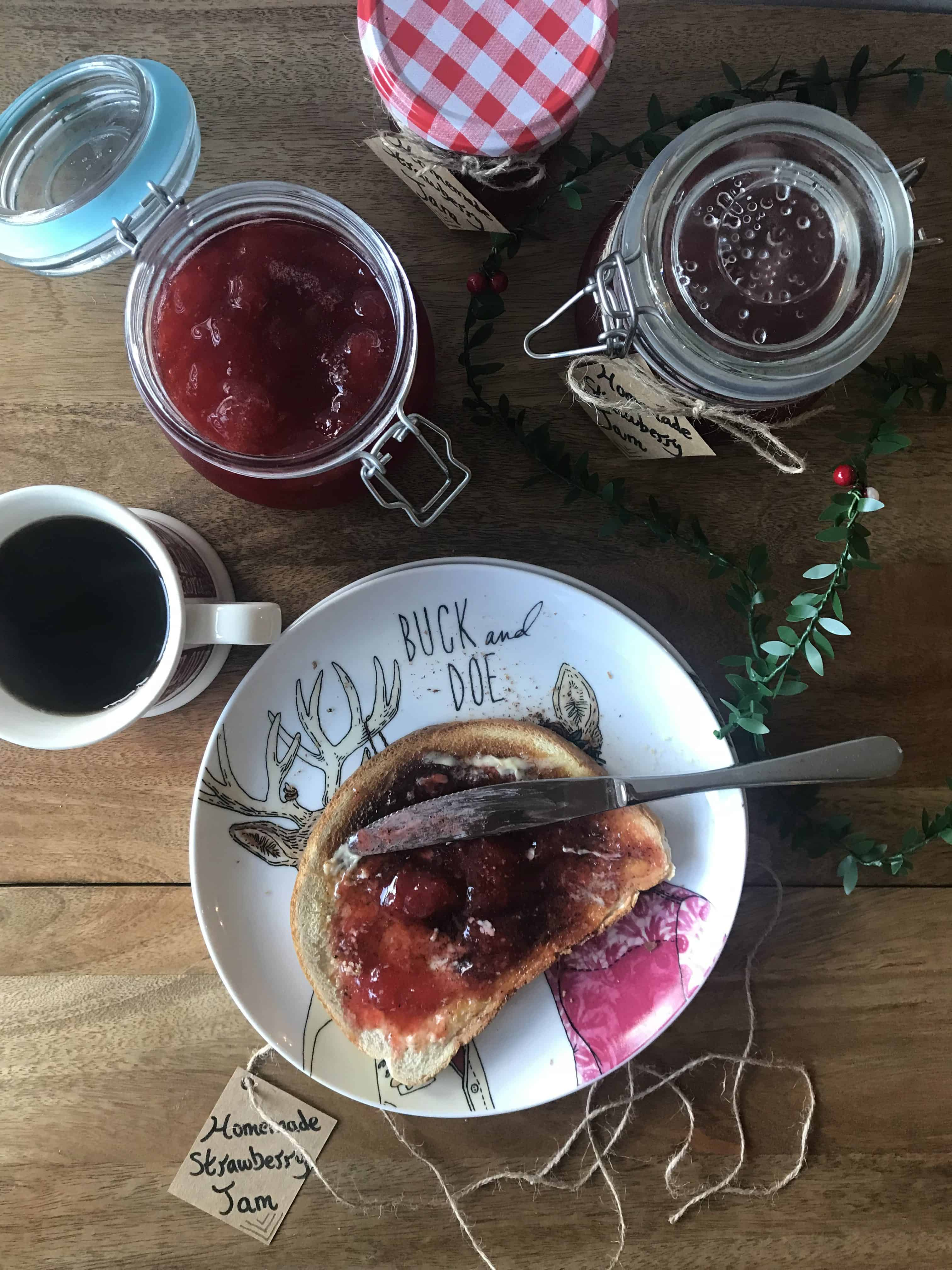 Jam recipes for christmas gifts