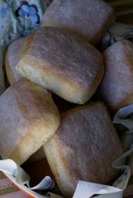 Easy sandwich buns