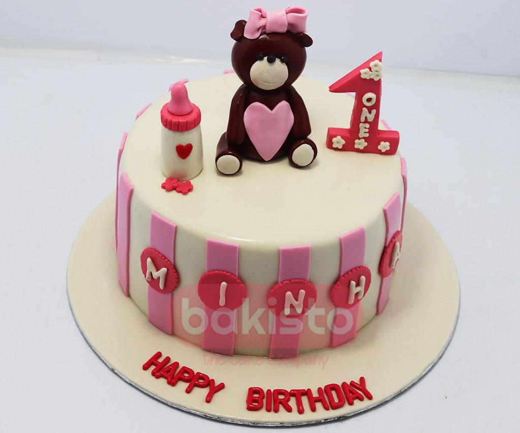 Swell Panda Bear Theme Birthday Cake Bakisto Pk Birthday Cakes For Boys Funny Birthday Cards Online Inifofree Goldxyz