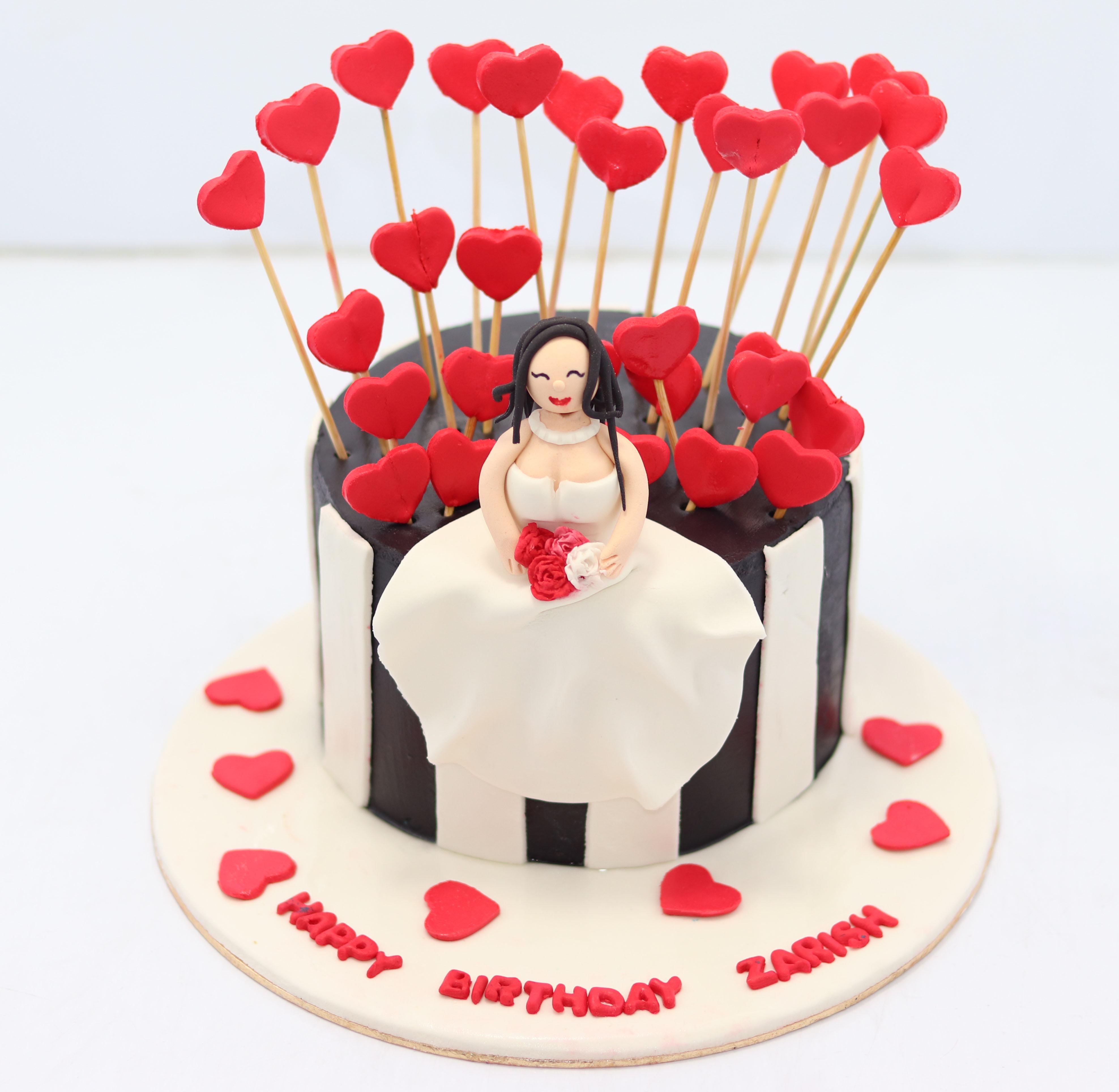 Stupendous Princess Birthday Cake Cake Ideas For Girls In Lahore Funny Birthday Cards Online Elaedamsfinfo