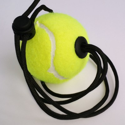 New and Improved Front Adjustable BakkBall