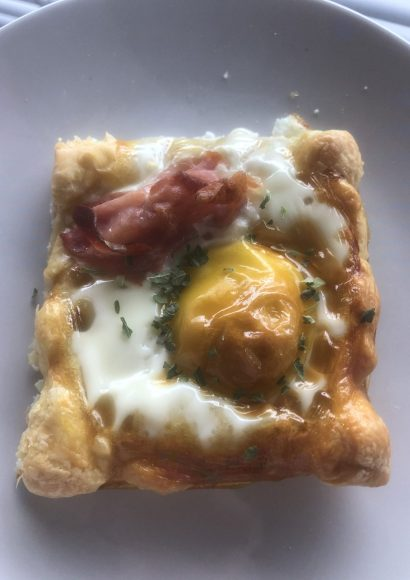 Thumbnail for Bladerdeegtaartje ontbijt