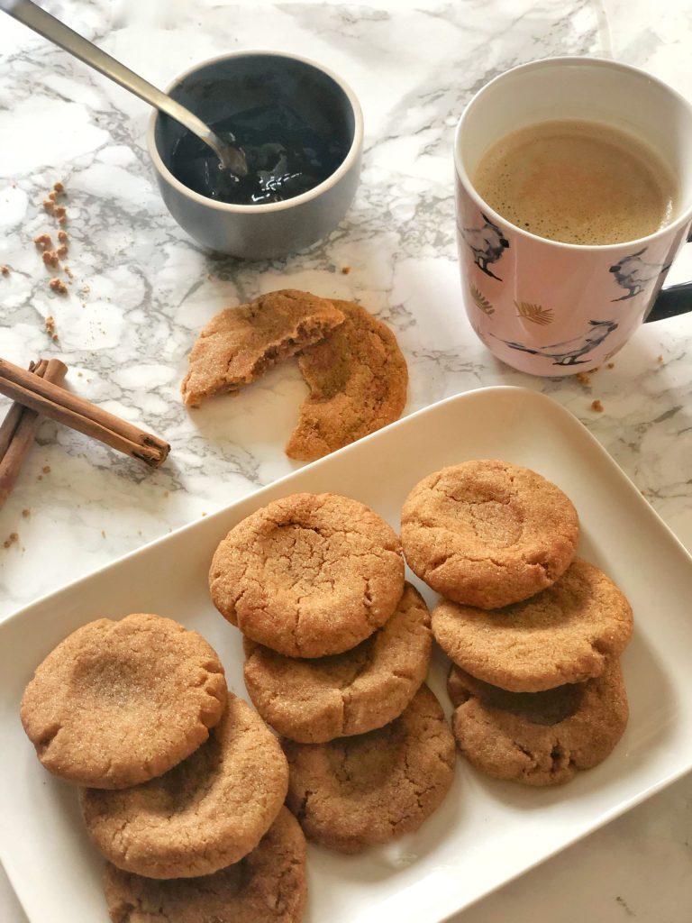 Appelstroop koekjes