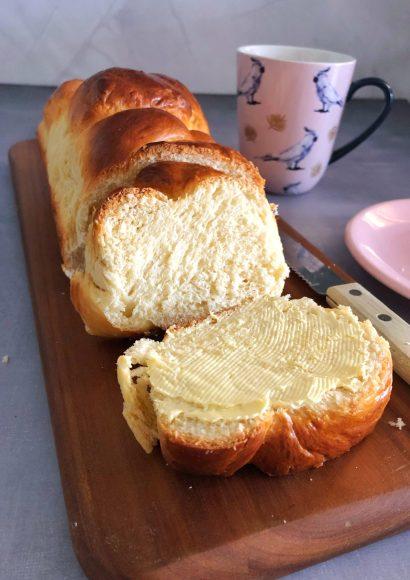 Thumbnail for Brioche brood, heerlijk zoet brood!