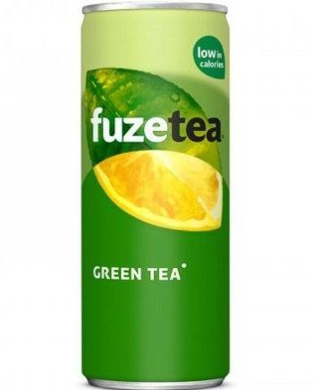 Fuze green tea
