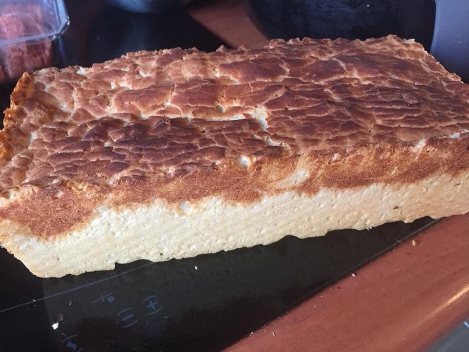 Brood zakt in tijdens het bakken - Foto: Manuela Veldman-Sieraal