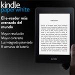 Kindle Paperwhite y ofertitas de la familia Kindle