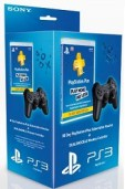 Sony PlayStation DualShock 3 Controller and 90 day PS Plus Voucher bakoneth