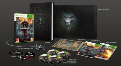 The Witcher 2 Assassin of Kings Dark Edition Xbox 360