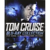 Tom Cruise Collection (Collateral + Top Gun + La Tapadera + La Guerra De Los Mundos + Días De Trueno) [Blu-ray]