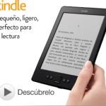 Sólo hoy – 20€ de descuento en el e-reader Kindle, ahora por sólo 59€