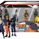 Naruto Storm 3: Ultimate Ninja Kit y Naruto Ultimate Figurines + Card Pack