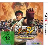 Nintendo 3DS Street Fighter IV