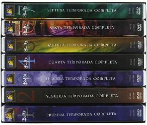 Buffy Serie Completa Edición Española bakoneth