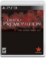 Deadly Premonition The Director's Cut Bakoneth