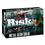 Metal Gear Solid Risk - Collectors Edition Board Game