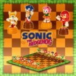 Sonic the Hedgehog Collectible Chess
