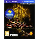 Soul Sacrifice por 33€ y recibe gratis 30 días de Playstation Plus
