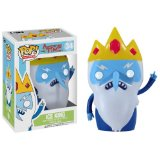ADVENTURE TIME POP TELEVISION ICE KING  VINYL FIGURE