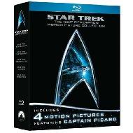 Star Trek Next Generation Motion Picture Collection bluray