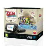 Nintendo Wii U - Consola Premium Pack  Zelda Wind Waker HD