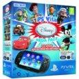PlayStation Vita - Consola 3G + Mega Pack Disney + Tarjeta De Memoria 8 GB_bakoneth