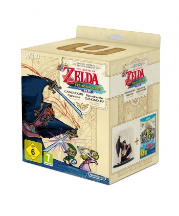 The Legent Of Zelda The Wind Waker HD  Edición Limitada_bakoneth
