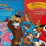 D'Artacán y los tres Mosqueperros y La vuelta al mundo de Willy Fog Las Series Completas