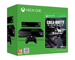 Xbox One - Consola + Call Of Duty: Ghosts