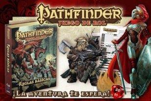 Pathfinder Juego de Rol en castellano
