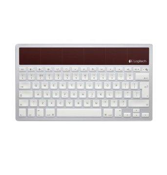 Logitech K760 - Teclado con energía lumínica para Mac QWERTY español