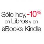 FELIZ Día del Libro con -10% en Libros y en eBooks Kindle
