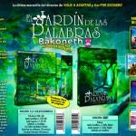 El Jardín De Las Palabras Edición Coleccionista (Blu-ray + DVD + Libro)