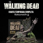 The Walking Dead – Cuarta Temporada (Edición Coleccionista) [Blu-ray]