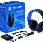 Sony Headset Wireless Stereo O2