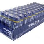 Varta VA4006 – 40 Pilas AA Mignon LR6