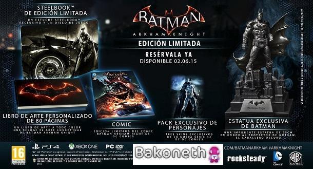 Batman Arkham Knight - Collector's Edition
