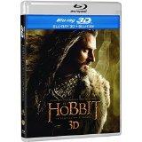 El Hobbit  La Desolación De Smaug (BD 3D + BD 2D + Copia Digital) [Blu-ray]