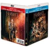 El Hobbit  La Desolación De Smaug (DVD + BD + Copia Digital) [Blu-ray]